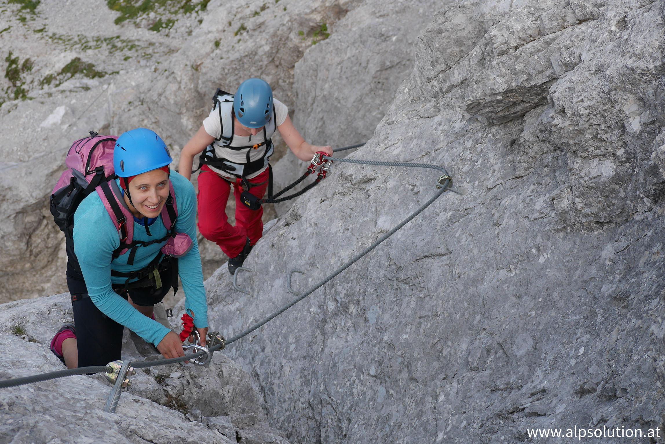Klettersteig Kärnten : Klettersteig u alpsolution bergführer kärnten